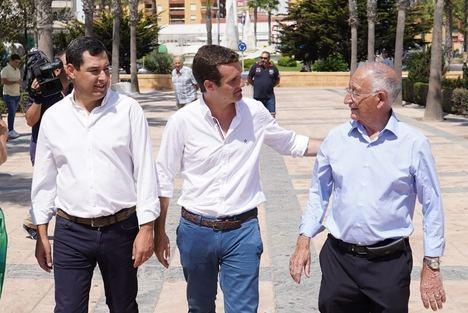 Moreno pide a Díaz que dé la cara y reclama la convocatoria inmediata del Debate del Estado de la Comunidad