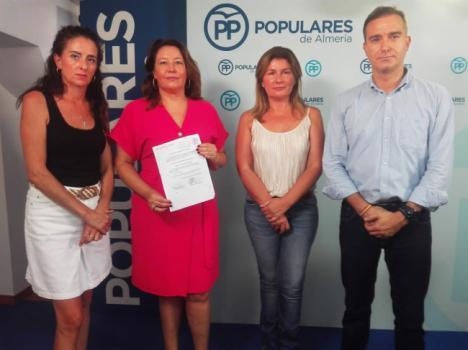 """Crespo insta a Díaz a rectificar e incluir Almería en """"Andalucía Paisajes con Sabor"""""""