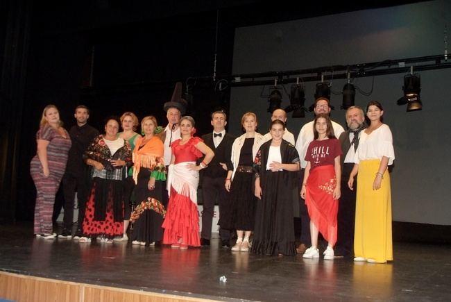 La Escuela de Música de Roquetas lleva a escena la zarzuela 'Sacramento'