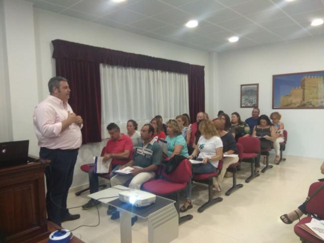 Segunda fase del Plan de Dinamización Empresarial de Filabres-Alhamilla