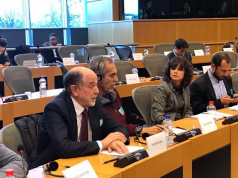 Bruselas confirma la visita de una comisión de expertos a Palomares antes de las elecciones europeas