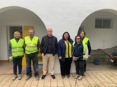 El PFEA lleva a Lucainena y Turrillas una inversión de 237.000 euros