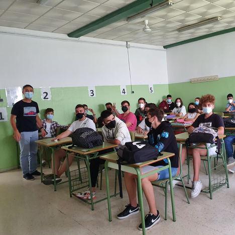 El ayuntamiento de Berja comienza su lucha contra las drogas en los centros educativos
