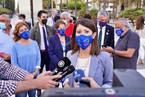 Almería conmemora el Día Nacional del Donante de Órganos y Tejidos