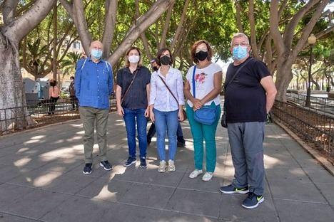 Día Mundial del Medio Ambiente en el Parque Nicolás Salmerón