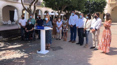 Almería condena el crimen de Isaac López