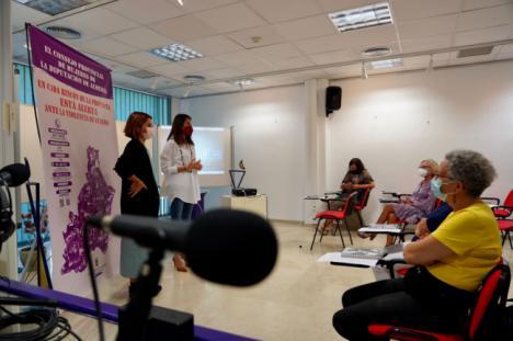 Diputación inicia los actos del Día de la Mujer Rural con talleres de Podcast
