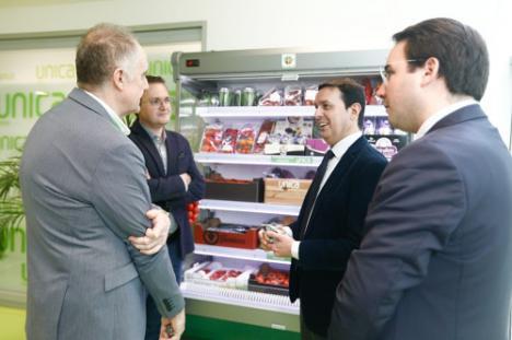 Diputación respalda al PITA como referente internacional de la 'agrotecnología'