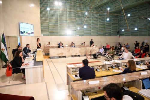 Almería se adhiere a la Red Española de Ciudades por el Clima
