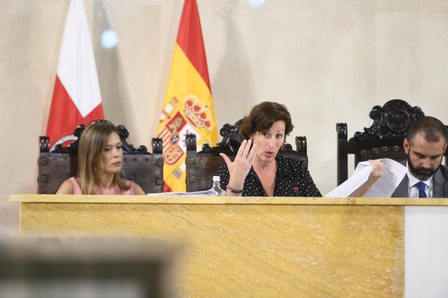 Solo el PP respalda la cuenta general del Ayuntamiento de 2018