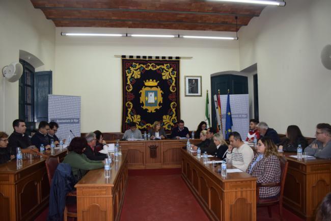 Níjar estrenará presupuesto para 2019 el uno de enero