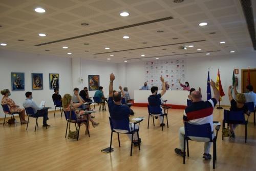 El Pleno Del Ayuntamiento De Vícar Aprueba Definitivamente Su Presupuesto