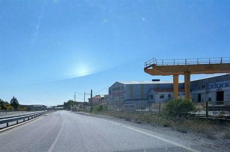 40 años después de su puesta en macha el Polígono Industrial de Purchena está abandonado