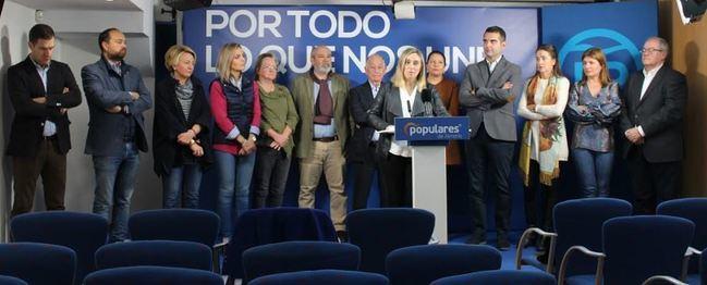 """Marifrán Carazo pide al Gobierno una """"reunión urgente"""" para dar solución a las viviendas irregulares"""
