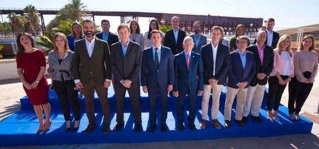 Castellón: 'A día de hoy no ha llegado a Almería ni un euro del Gobierno central'
