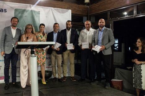 El Torneo Hospital Vithas Virgen del Mar es un referente en el golf de Almería