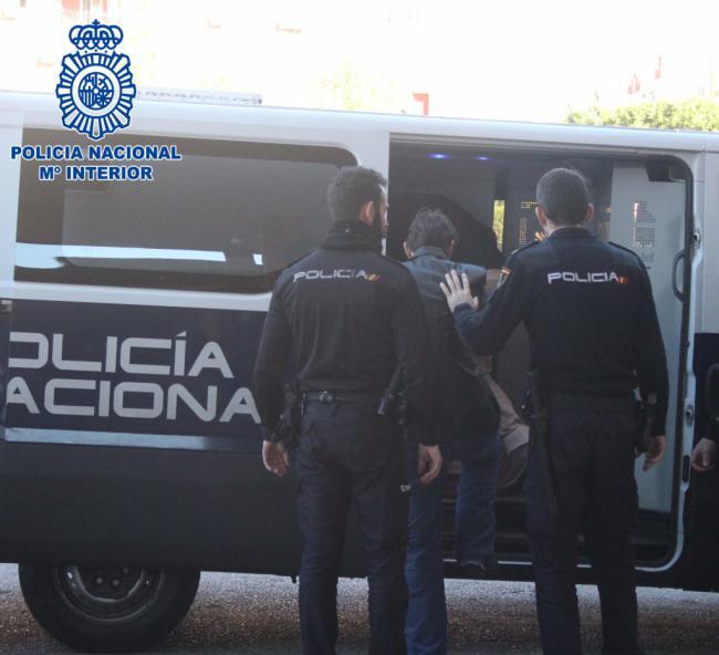 Arrestado en Almería un prófugo rumano el mismo día en que entra en vigor la Oden Europea de Detención y Entrega