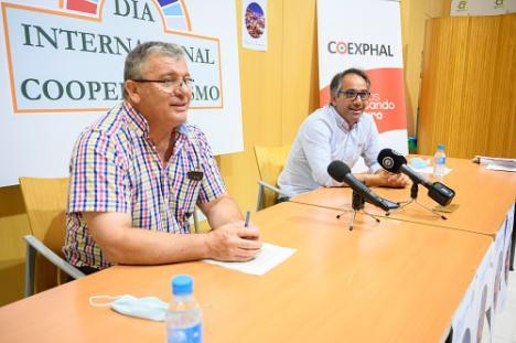 Coexphal elige la capital para el Día Internacional del Cooperativismo
