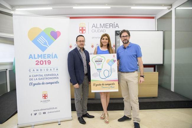 El III Foro de Ideas Almería 2019 pondrá el foco de análisis en los productos de 'Tierra y Mar'