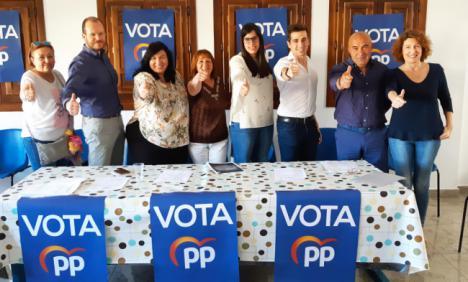 El PP quiere recuperar población en Beires