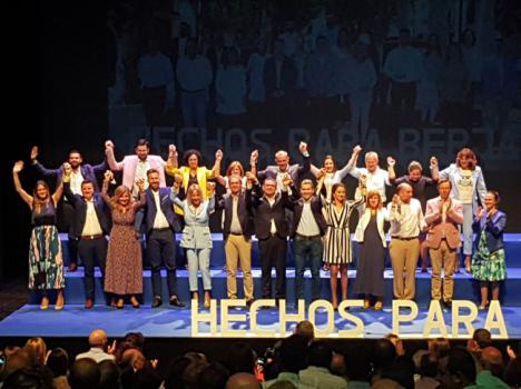"""Lupión presenta """"hechos"""" para que Berja siga siendo un referente"""