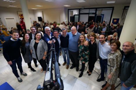Ismael Torres aspira a recuperar la Alcaldía de Huércal para el PP