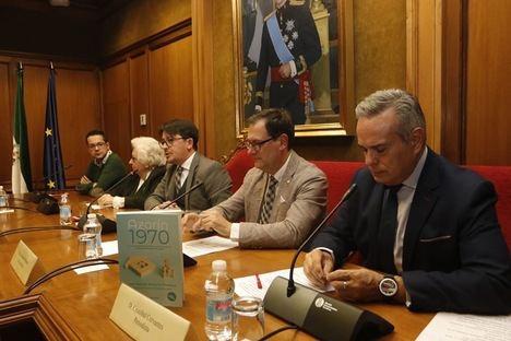 El libro Azorín 1970 provoca que el Ayuntamiento se plantee homenajear a víctimas y héroes de la tragedia