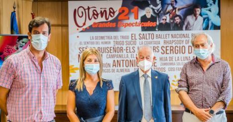 Sergio Dalma, Antonio José y Alento,