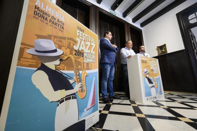La música y el arte dialogarán en el XXVII Festival de Jazz