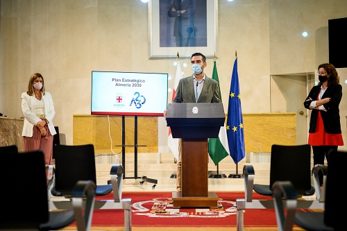 Después de cuatro años de trabajo ve la luz el Plan Estratégico Almería 2030