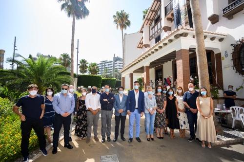Ruta cultural entre el Museo Doña Pakyta, el Mesón Gitano y el antiguo Cine Katiuska