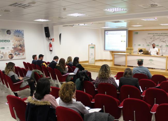Cuatro provincias andaluzas por delante de Almería en exportación agroalimentaria a EEUU