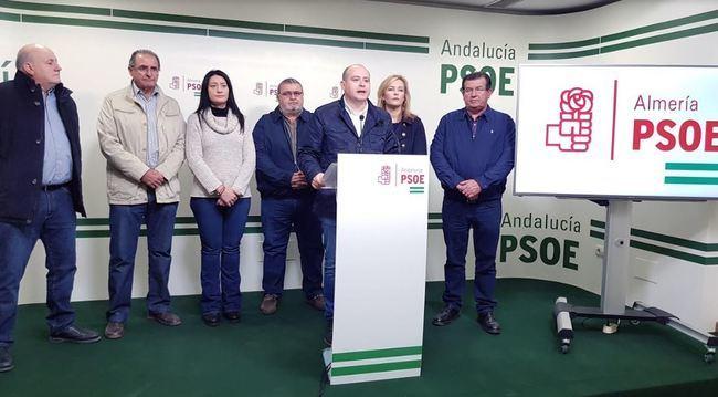 El PSOE promueve una declaración en defensa de precios rentables para los agricultores