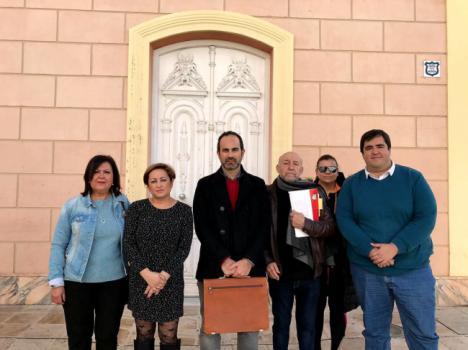 """El PSOE de Carboneras critica el """"bloqueo institucional"""" en el que está sumido el Consistorio"""
