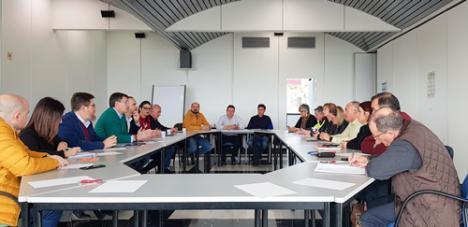 El PSOE urge a constituir la mesa sobre la planta de Endesa