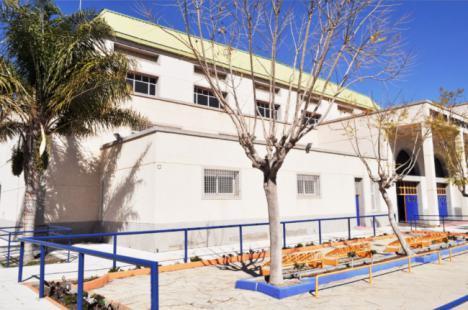 El Complejo Deportivo de Huércal-Overa contará con una nueva nave