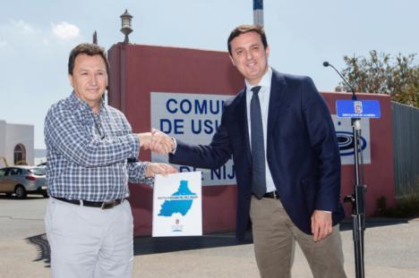Diputación presenta el Pacto Provincial del Agua como documento histórico de consenso en Almería
