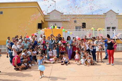 El Centro de Educación Infantil de Gádor celebra su X Aniversario