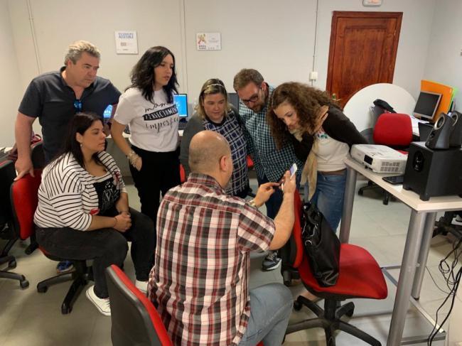 2 centros Guadalinfo de Almería reciben equipos de impresión 3D