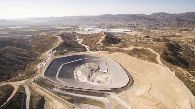 Cosentino, Premio Andalucía de Medio Ambiente