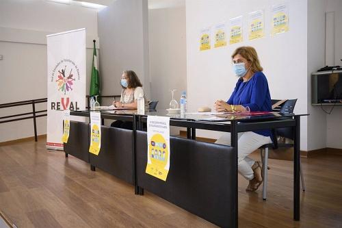 Laynez valora el papel de los voluntarios en el desarrollo de Almería