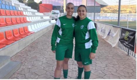 Paqui y Ana Carrascosa jugarán el Campeonato de España con Andalucía