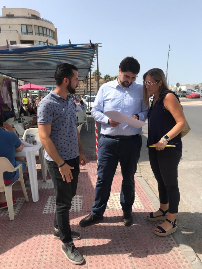El Ayuntamiento de Roquetas lanza un plan de choque para el arreglo rápido de baches