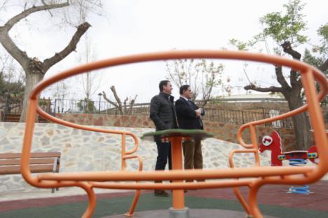 Diputación pone en valor los espacios públicos de Canjáyar