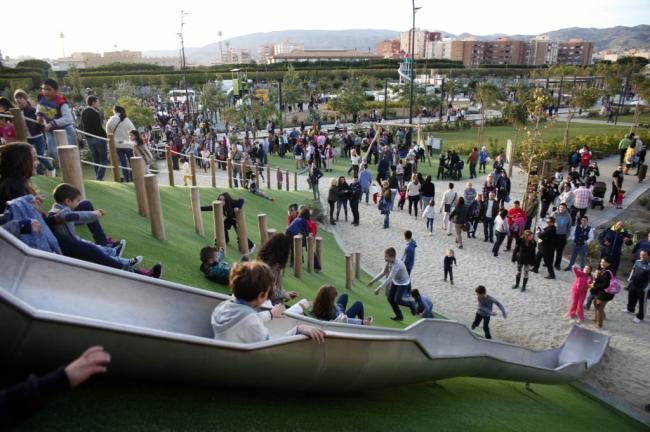 El Ayuntamiento adjudica la redacción del proyecto de la segunda fase del Parque de las Familias