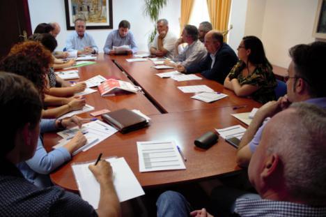 Roquetas logra otros tres millones para trabajar por el pleno empleo