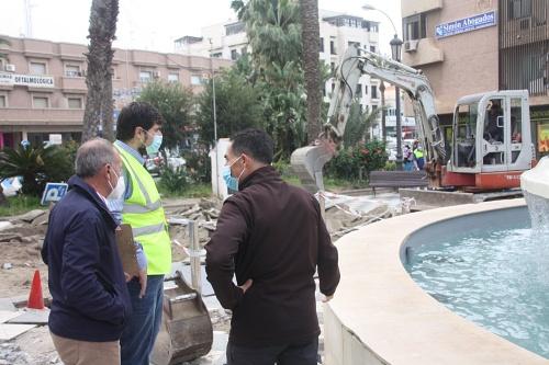 Remodelación del Paseo de Los Baños de Roquetas