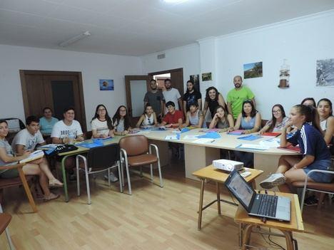 El programa de Formación para Jóvenes de Diputación llega a Paterna del Río y María