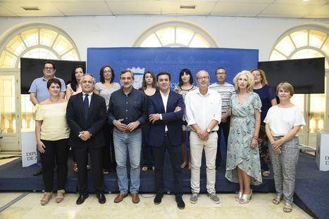 Once funcionarios de Diputación asumen sus nuevos puestos al servicio de la provincia