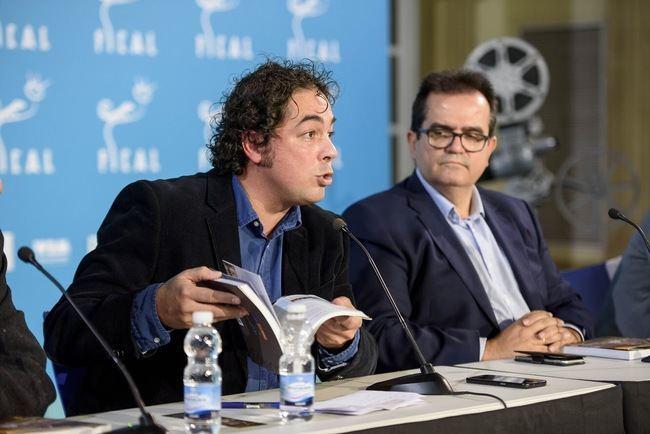 El IEA y FICAL ruedan la película impresa de los rodajes en la provincia de Almería